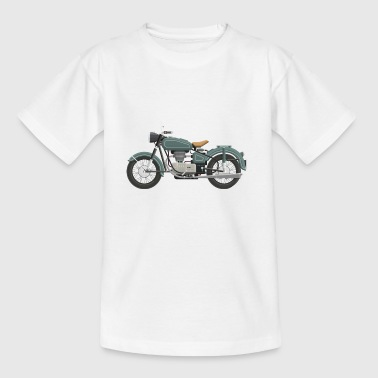 Motorcycle Oldheimer - Kids' T-Shirt