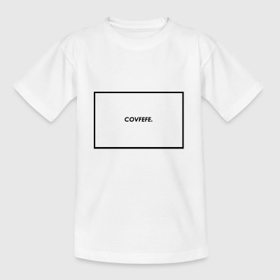 COVFEFE - T-shirt Enfant