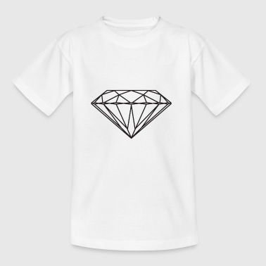 Diamond - Kids' T-Shirt