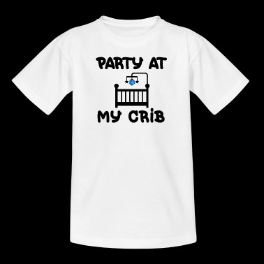 CRIB PARTY BÉBÉ - T-shirt Enfant