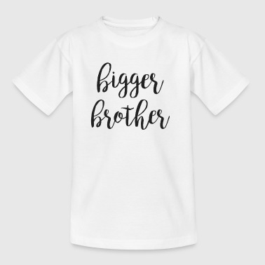 hermano mayor - Camiseta niño