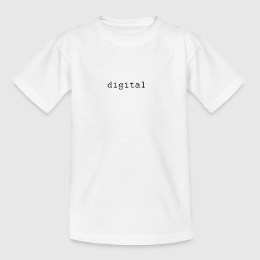 digital - T-shirt barn