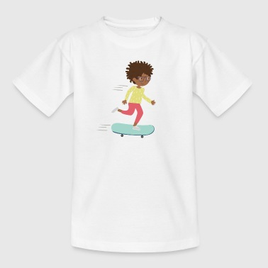 skateboarder - T-shirt Enfant