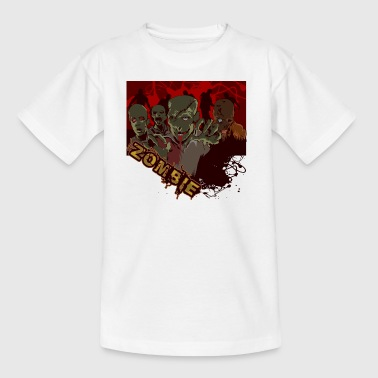 zombies - T-shirt barn