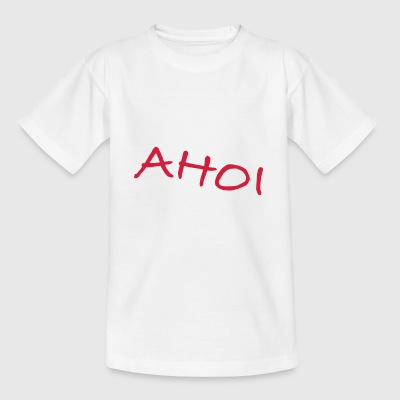 ahoy - T-shirt barn