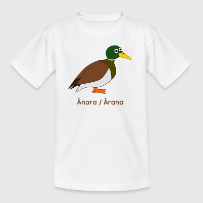 duck - Kids' T-Shirt