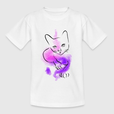 Le chat - T-shirt Enfant