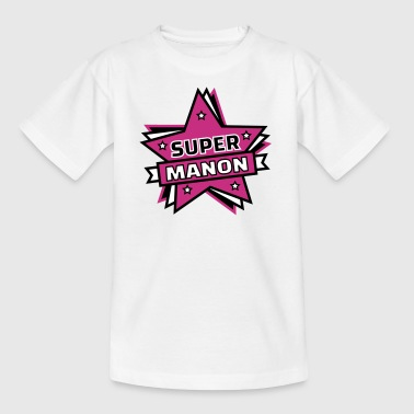 super manon - T-shirt Enfant