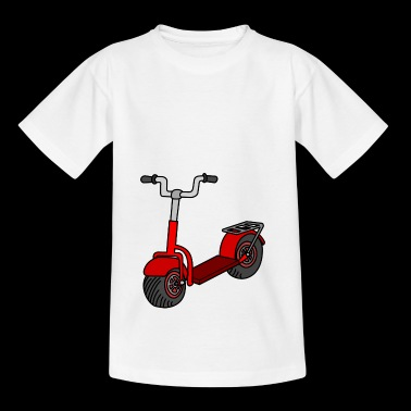 trottinette - T-shirt Enfant