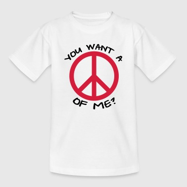 A Peace Of Me? - Kinderen T-shirt