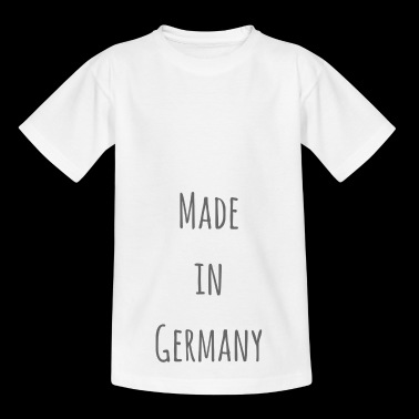 Made in Germany - Kinderen T-shirt