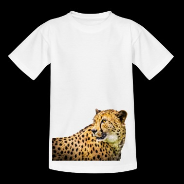 Gepard - Kinder T-Shirt