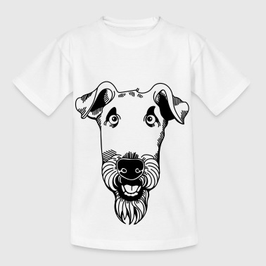 Airedale Terrier - Kids' T-Shirt