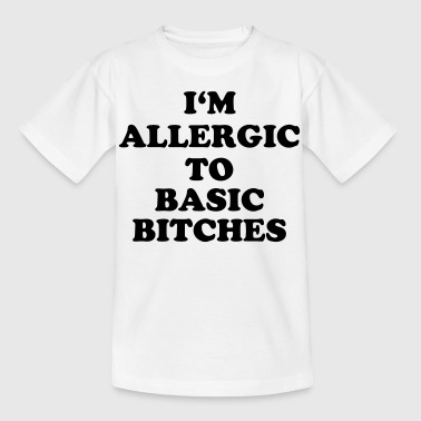 Allergique - T-shirt Enfant