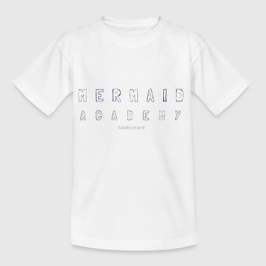 Mermaid Academy - Kids' T-Shirt