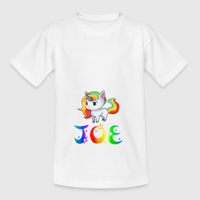 Einhorn Joe - Kinder T-Shirt