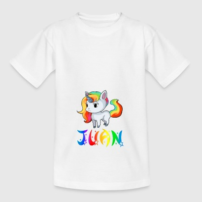 Unicorn Juan - Kids' T-Shirt