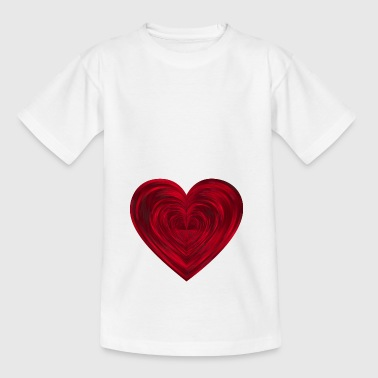 Hearts in Hearts - Kids' T-Shirt