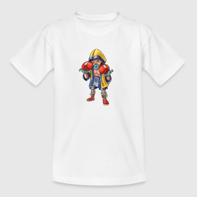 Little baby boxer 2 - Kids' T-Shirt