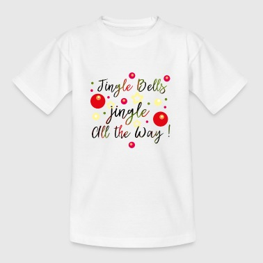 Jingle Bell - Kinder T-Shirt