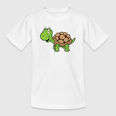 Turtle Solo - T-shirt barn