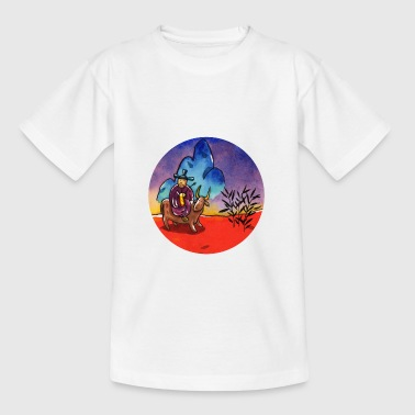 The Chinese sage - Kids' T-Shirt