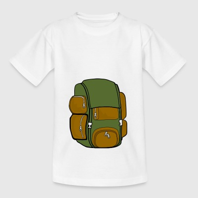 backpack - Kids' T-Shirt