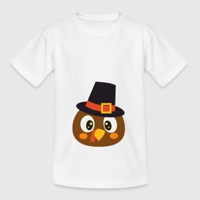 Thanksgiving Truthahn - Kinder T-Shirt