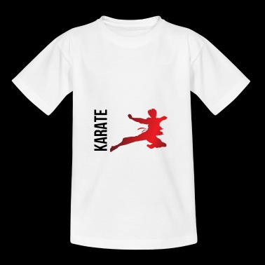 Gift for Karate fans, Gift Karate - Kids' T-Shirt