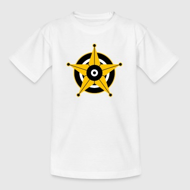 Star Sheriff - T-shirt barn