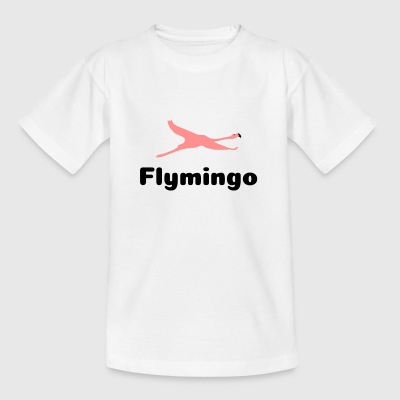 Flymingo - T-shirt barn