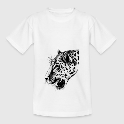 leopard - Kinder T-Shirt