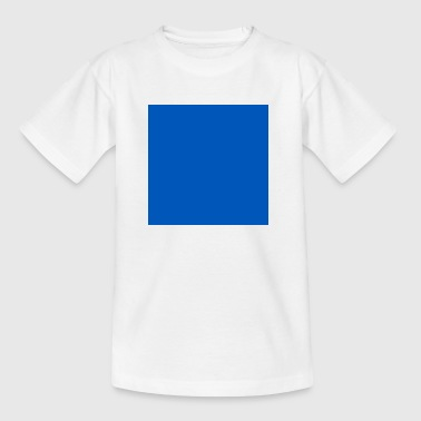 Blue - Kids' T-Shirt