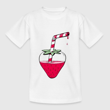 STRAWBERRY - Kinder T-Shirt