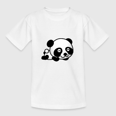 douce Panda - T-shirt Enfant