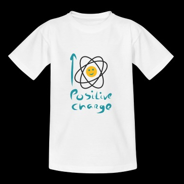 Positive charge - Kids' T-Shirt