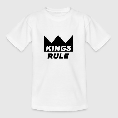 Kings Rule - Kids' T-Shirt