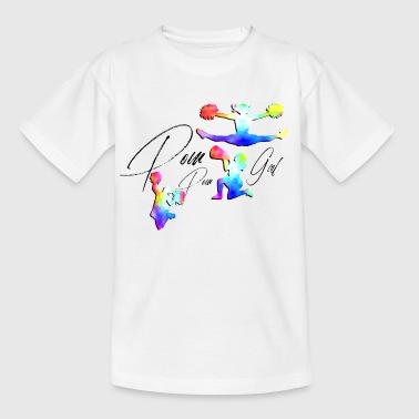 CHEERLEADER - Kids' T-Shirt
