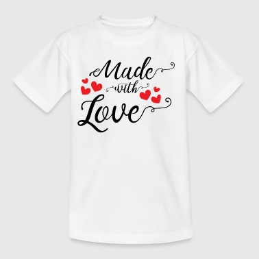 Baby with love - Kids' T-Shirt