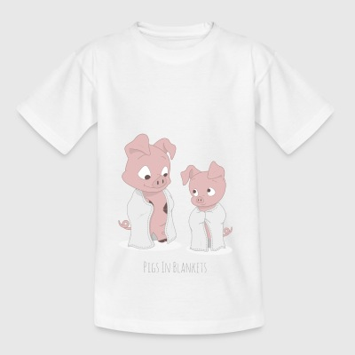 Pigs in Blankets - Kids' T-Shirt