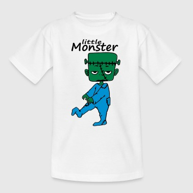 little monster - Kids' T-Shirt