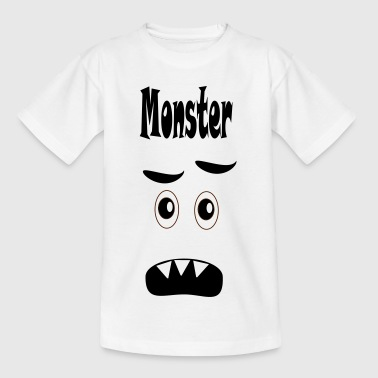 monster 1 - Kids' T-Shirt