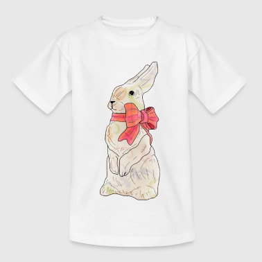 Rabbit Pastel - Kinderen T-shirt