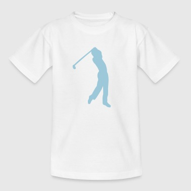 Golfer - Kinder T-Shirt