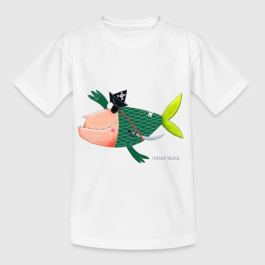 Fred Freibeuter - Kinder T-Shirt
