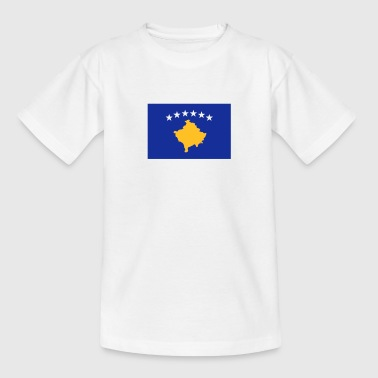 Kosovo - Kinder T-Shirt