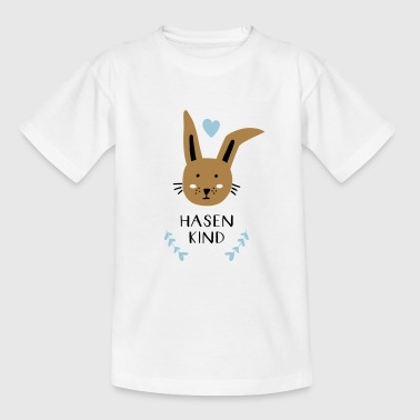 Rabbit kid boy - Kids' T-Shirt