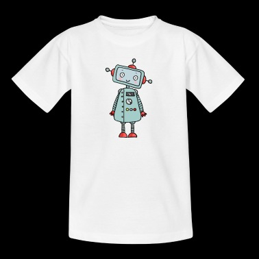 Super süß Roboter - Kinder T-Shirt