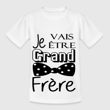 grand fre re - T-shirt Enfant
