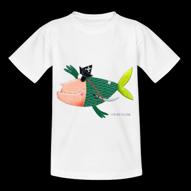 Fred Buccaneer - Kids' T-Shirt